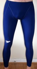 Speedo FastSkin FS Pro Legskin size 30 Blue back